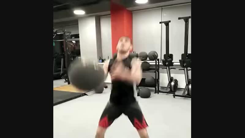 Жонглирование mp4