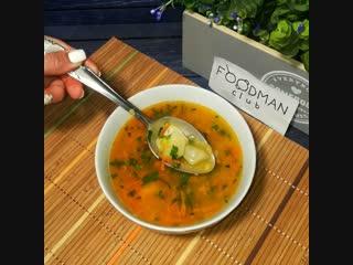 Самый простой гороховый суп