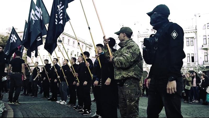 Марш Української Звитяги Харків 2018