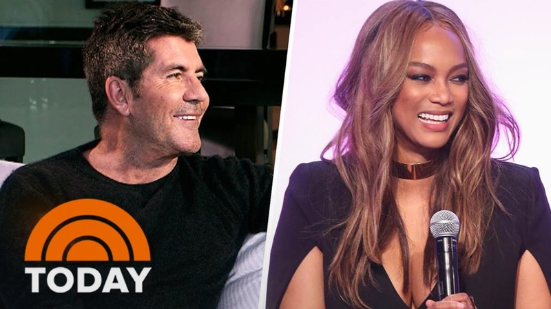Simon Cowell On 'America's Got Talent' Tyra Banks Is 'Still A Bit Of A Diva' | TODAY