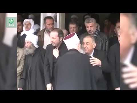 Сирия ФАН публикует видео прощания с погибшими в плену ИГ в Эс Сувейде