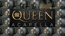 Queen ACAPELLA Medley - Bohemian Rhapsody, We Will Rock You, Don't Stop Me Now, and MORE!