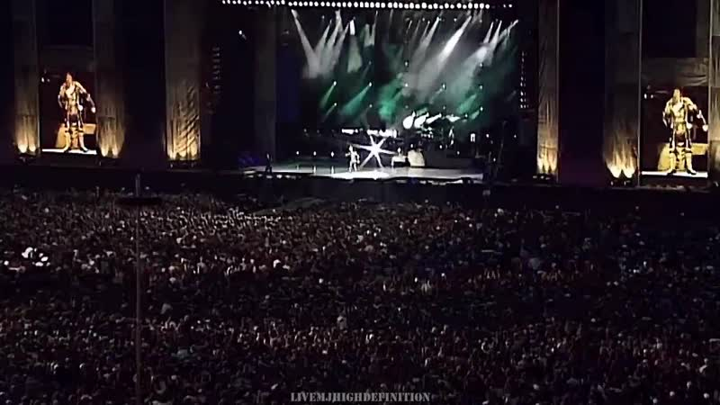 Michael Jackson - They Dont Care About Us - Live Munich 1997- Widescreen HD.mp4