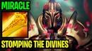 Stomping Divines Centaur Warruner Radiance Dota 2