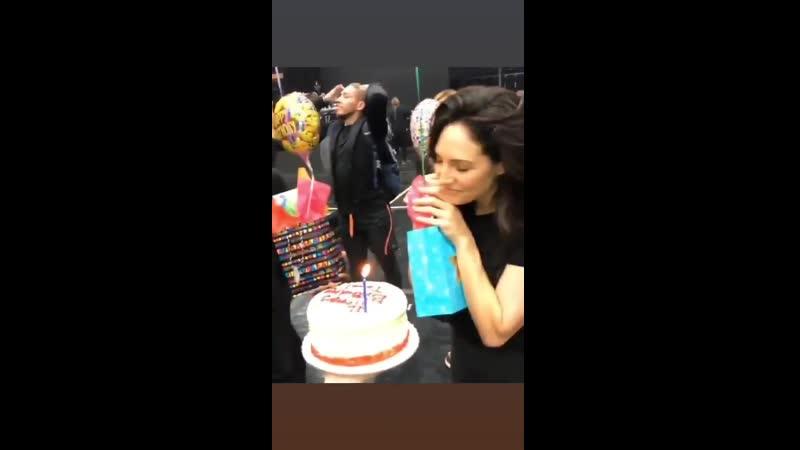 2 июня 2019 г День рождения Теры и Рэндалла танцоров Дженнифер