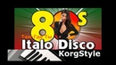 KorgStyle -Там -Где Ты Korg Pa 900 EuroDisco80 DemoVersion