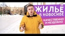 Обзор ЖК Дианит в Новосибирске. Ремонт, что лучше — бригада или частники
