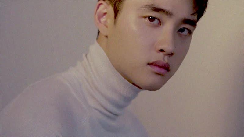 D.O. ( Do Kyung Soo / EXO ) - MARIE CLAIRE Korea ( October 2018)