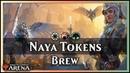 Divine Tokens Guilds of Ravnica Naya Tokens Deck Magic Arena