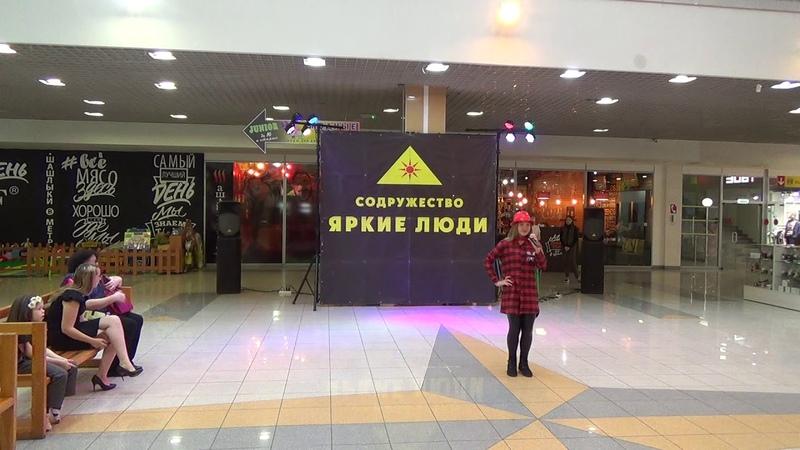 Лозовская Юлия - 2 кастинг НОВЫЙ КУПЛЕТ