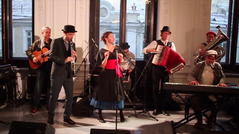Виктория Гиссен (Мейделех) Klezmasters - Мурка (cover)
