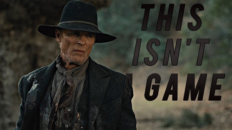 (Westworld) The Man In Black II This Isnt A Game (HBD H.J.M Edits)