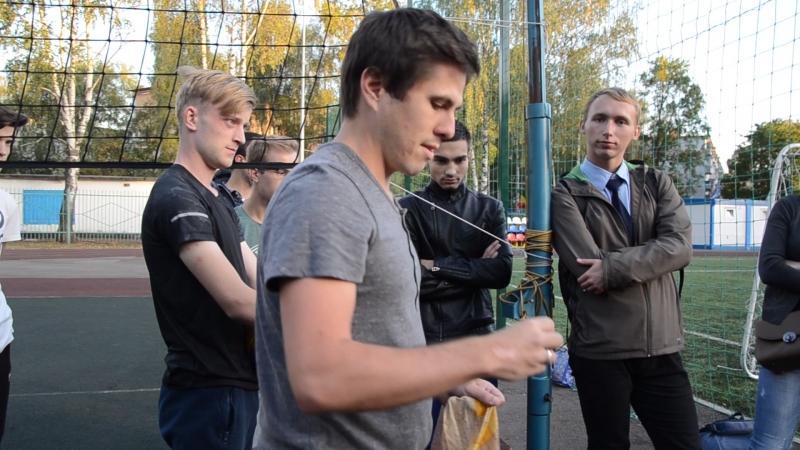 Жеребьевка Волейбольной Лиги 14 09 18
