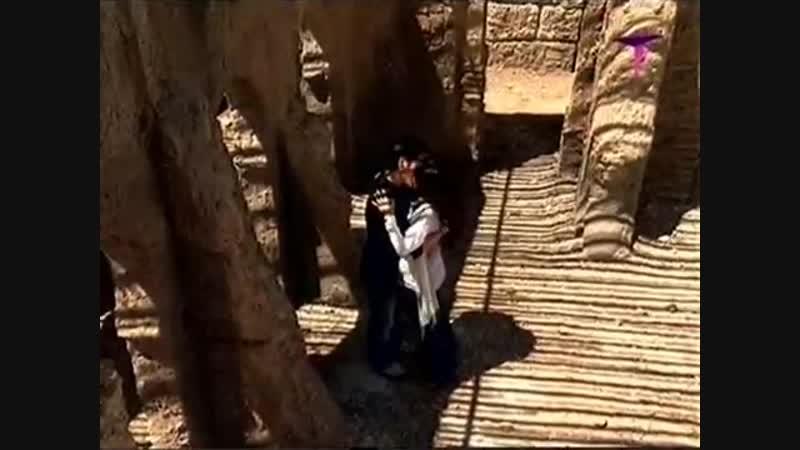 Хаде и Лукас  первый поцелуй