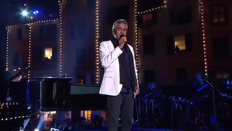 Andrea Bocelli - Love Me Tender - Live _ 2012