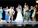 Вадим Басалыгин и Анастасия Казиева в концертной программе Когда поёт душа