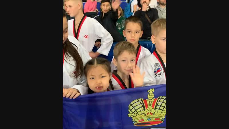 Калужане на ежегодном турнире по Пхумсэ НАШИ НАДЕЖДЫ ! мы любим тхэквондо