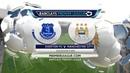 1-Тур Barclays Premier League Эвертон vs Манчестер Сити