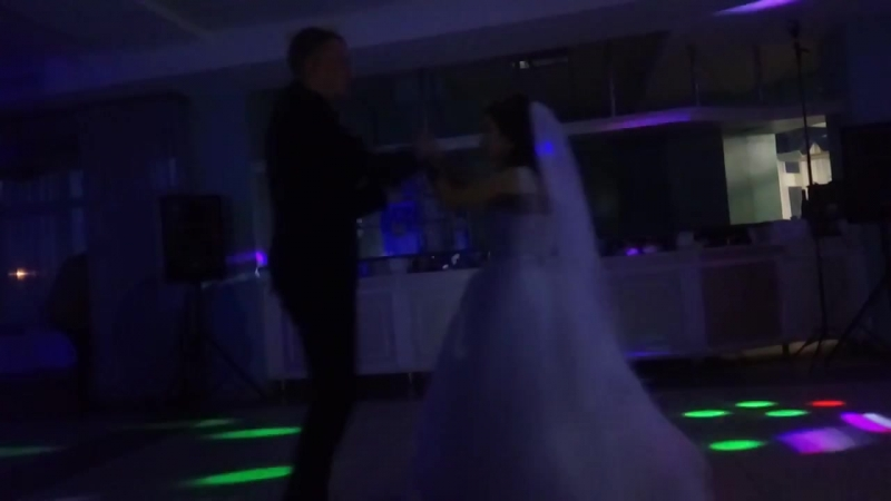 29.09.2018 Первый танец - Внеорбитные Golubevsfamily