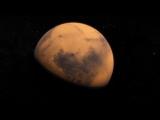 Марс в 4k - его красотой можно любоваться бесконечно