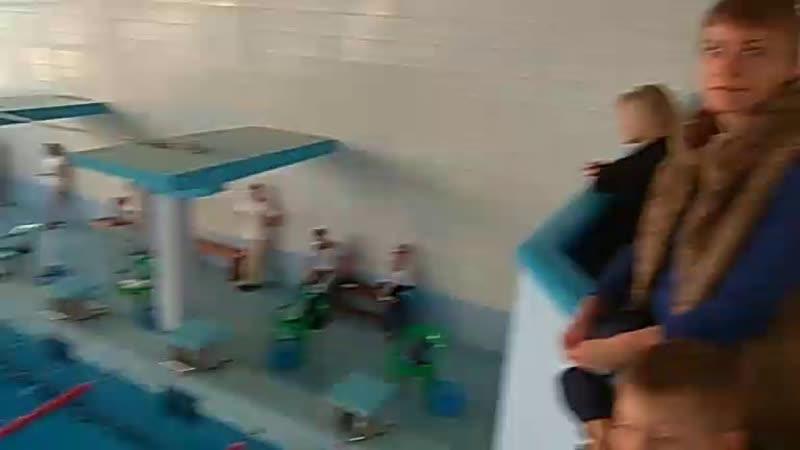 Современое троеборье Могилев (плавание)