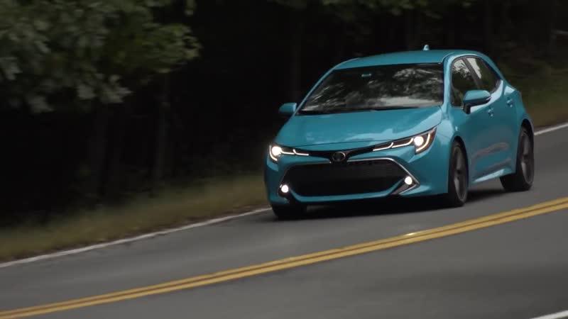 2019 Toyota Corolla Hatchback _ Finally Getting Its Due _ TestDriveNow