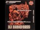 DJ Bar@Bass Crazy Megamix Poky Nagasaki Happy Pappy Birthday Mix