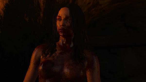 Witcher 3 - Интересности - брукса в Корво Бьянко