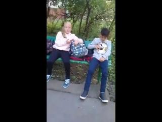 Тамик и Соня хотят детей