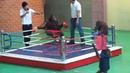 ស្តេចស្វាប្រដាល់ Monkey Boxing at Koh Kong Safari World (Part 1)