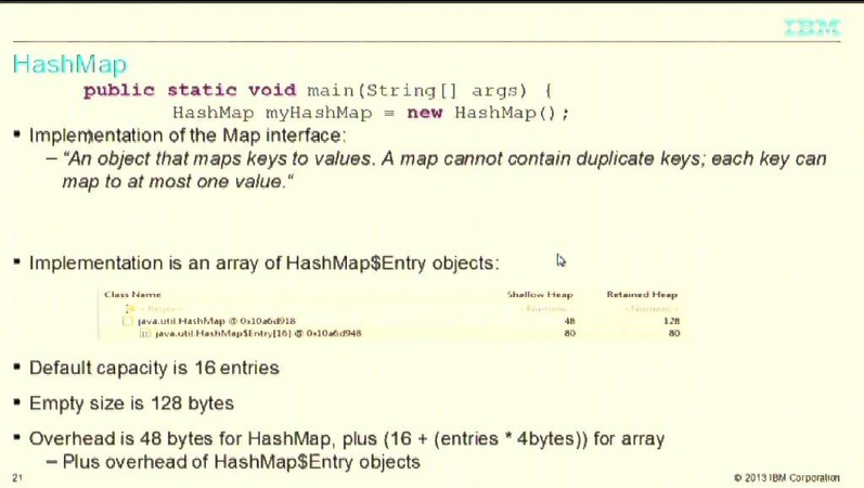 How to Write Memory-Efficient Java Code