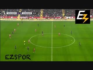 Фёдор Кудряшов - дебютный и победный гол за «Истанбул Башакшехир»