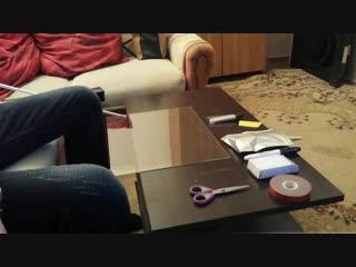 3D LED лампа Строим дом своими руками
