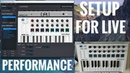 How to Set Up Arturia Minilab MkII for Live Performance Without Using a Mouse