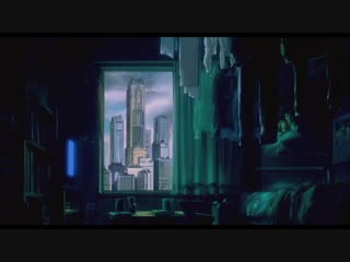 Ghost In The Abandoned Streets (Ghost in the Shell 1995 & Abandoned Streets by Jordan F)