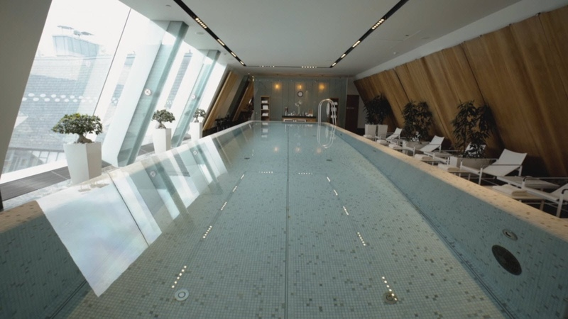 Four Seasons Gresham Palace Budapest - Tranquil Bliss at Our Luxury Spa