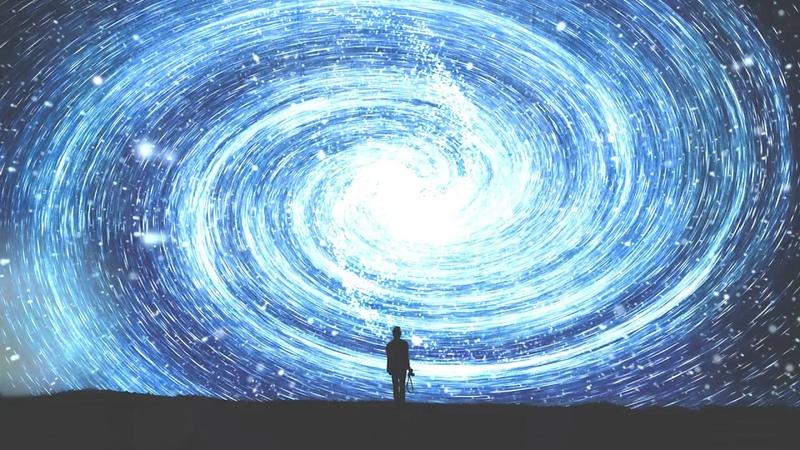 Лечебная Космическая Музыка с Частотой 7 Hz Глубокая Тета-Медитация Скрытые Возможности Нашего Мозга