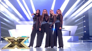 Little Mix Sing Woman Like Me | Live Shows Week 2 | The X Factor UK 2018