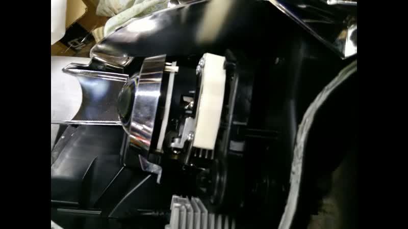 Переходные рамки в фары для линз на 3D принтере. Авто Ford Explorer.