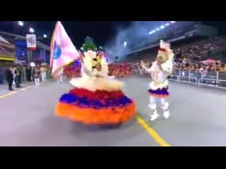 Viva, Hayastan! Карнавал в Бразилии