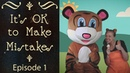 It's OK to make mistakes | Educational videos for kids | Learn resilience | Pevan and Sarah