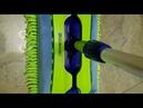 Гринвей универсальная швабра с двумя насадками из расеченого микроволокна