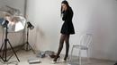 Bella's pointed toe steel high heels Gianmarco Lorenzi white pumps Size EU 39 US 8 5