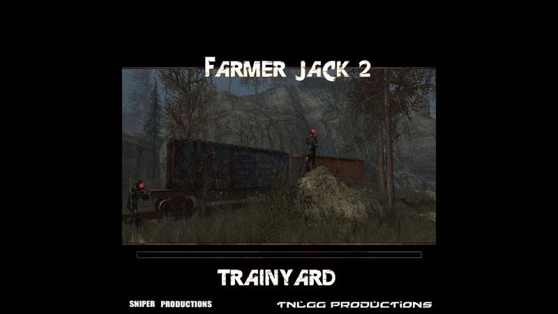 Прохождение карты FAr cry. Djek 2. Trainy ard. Железная дорога