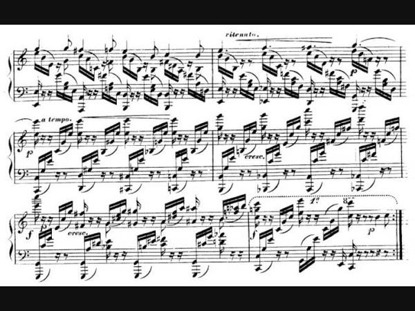 Clara Wieck-Schumann, Variations de concert, Op. 8 (1837)