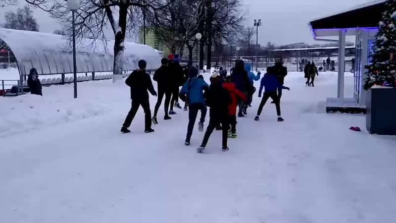 Легкая атлетика Группа Копылова Н А