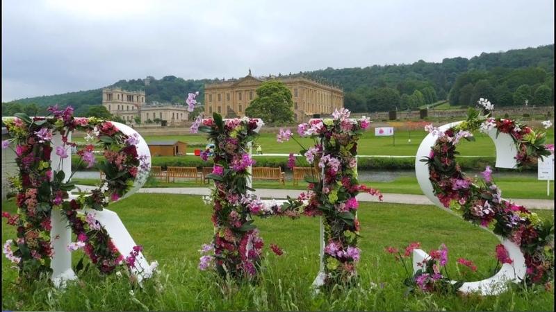 RHS Chatsworth Flower Show   Highlights 2018