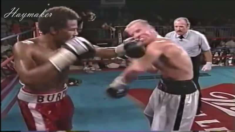 Micky Ward vs Emanuel Augustus.
