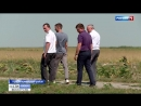 На цветущей тропе войны_ в Краснодаре прошел рейд Россельхознадзора по амброзии