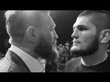 Face to face Conor Mcgregor vs Khabib Nurmagomedov